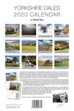 Yorkshire Dales 2020 Calendar by David Tarn