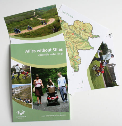 Miles Without Stiles - Accessible walks for All