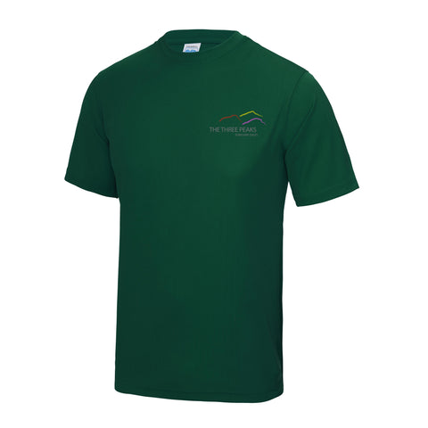 Three Peaks Men's Cool T (other colours are available)