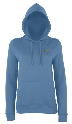 Three Peaks Ladies Hoodie (other colours are available)