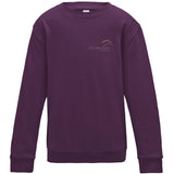 Three Peaks Kids Sweatshirt (other colours are available)
