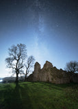 Pendragon Castle Card - by Pete Collins Diamond Skies