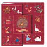 Charity Christmas Cards - Twelve Days (Barnardo's)