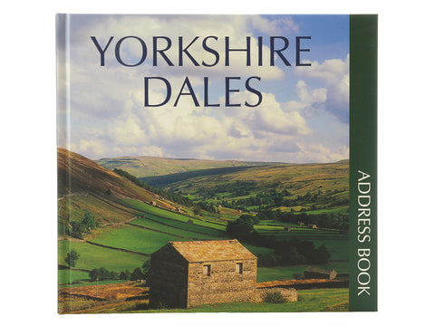 Yorkshire Dales Address Book.  Photographs by John Morrison. LOW STOCK