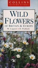 Wild Flowers - Collins Nature Guide by W Lippert, D Podlech (authors)