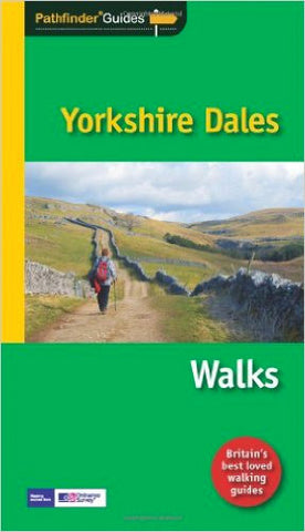 Yorkshire Dales Pathfinder Guide by Terry Marsh (author)