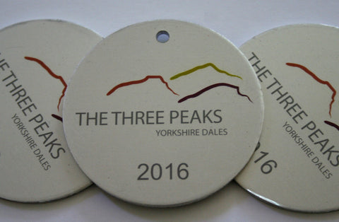 Three Peaks Medallion 2016. LIMITED STOCK
