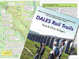 DALES Rail Trails by Tony & Chris Grogan (authors)