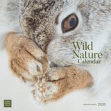 NEW Wild Nature Calendar 2020 - John Muir Trust REDUCED BY 50%