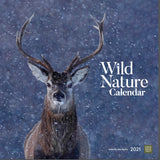NEW Wild Nature Calendar 2021 - John Muir Trust *NOW HALF PRICE*
