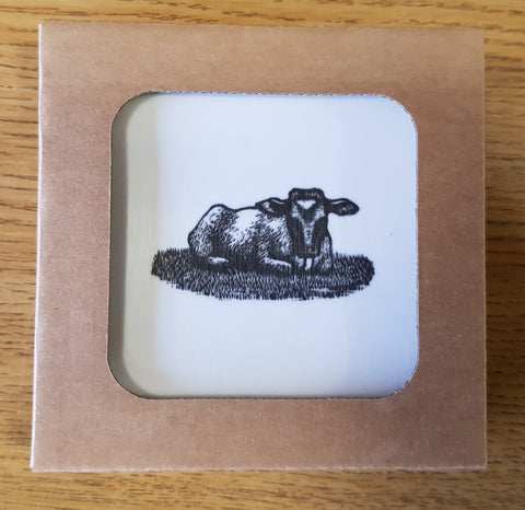 Marie Hartley Coasters 4 pack