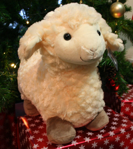 Soft Toy Sheep Standing 19cm