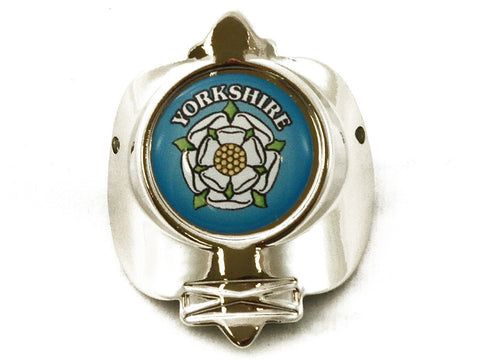 Yorkshire Rose Walking Stick Mount