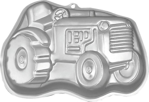 Cake Pan - Tractor