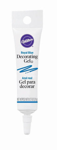 Decorating Gel Tube - Royal Blue