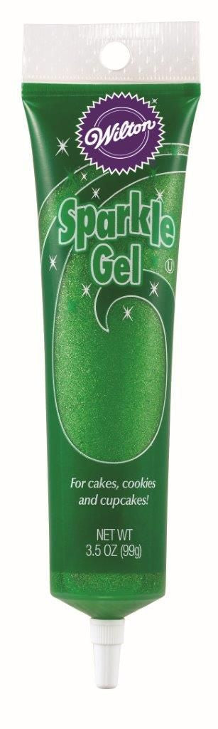 Sparkle Gel - Green