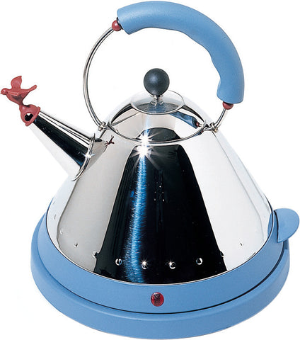A-Graves electric kettle blue/red
