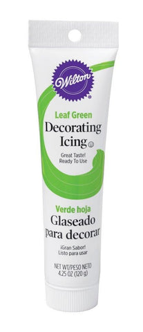 Decorating Icing Tube - Leaf Green