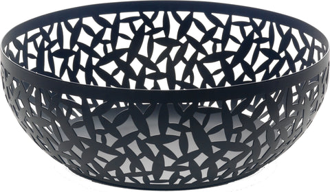 Alessi Cactus Fruit Bowl black
