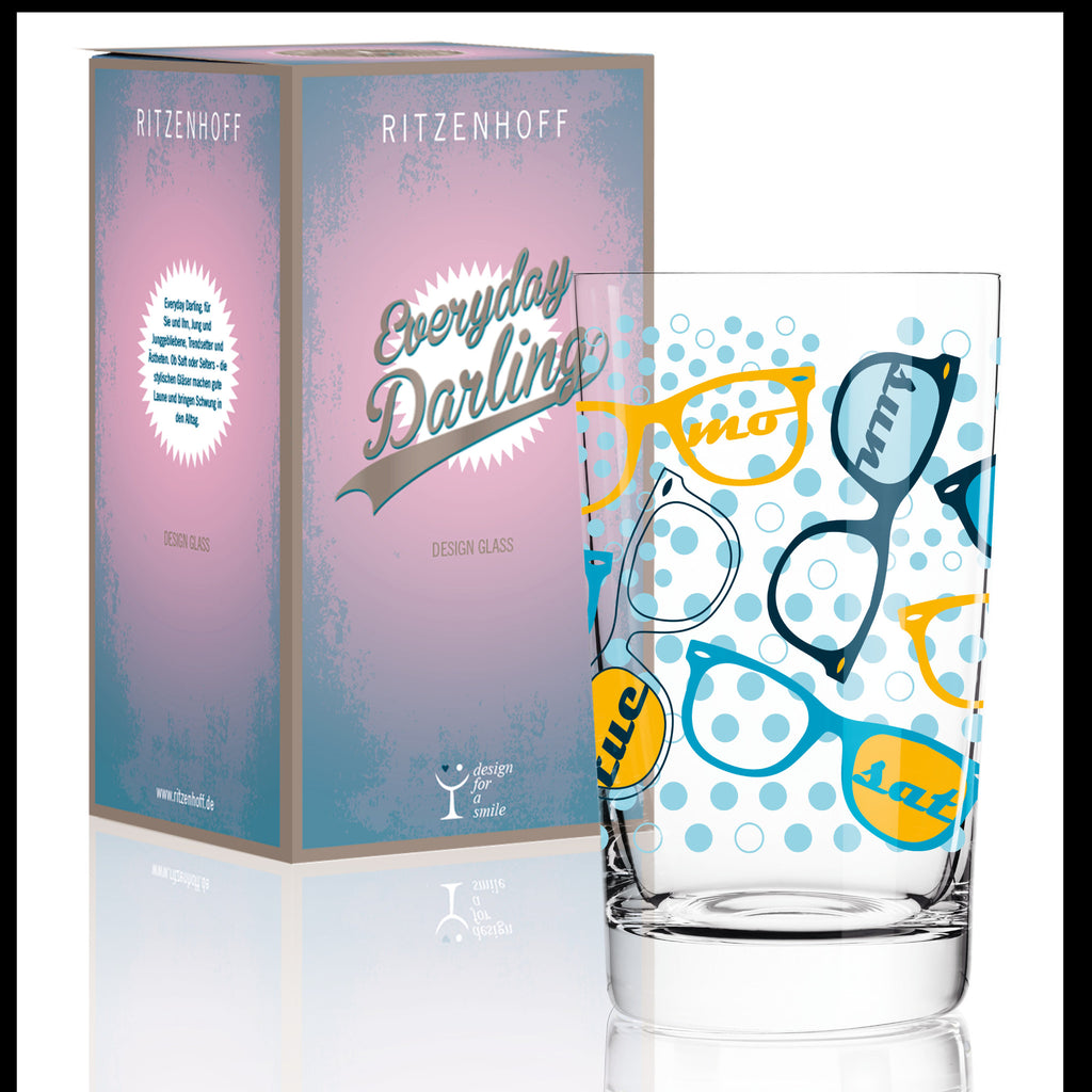 Everyday Darling softdrink glass A.Mendil F16