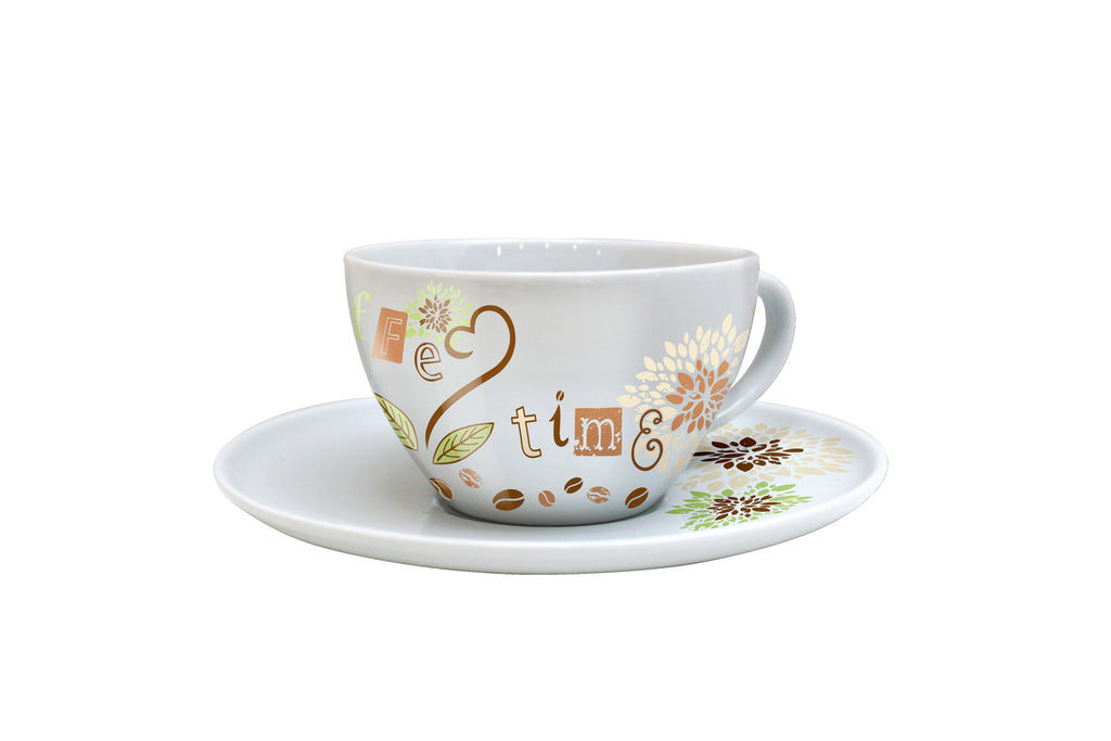 Coffee Love Cappucino Cup