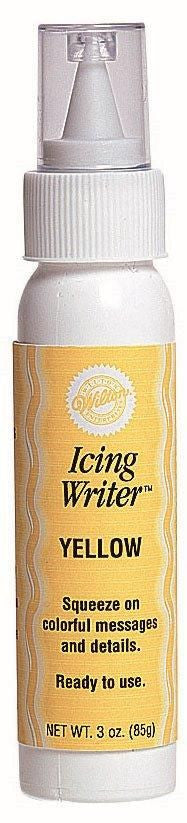 Icing Writer - Yellow