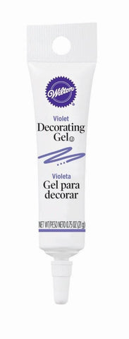 Decorating Gel Tube - Violet