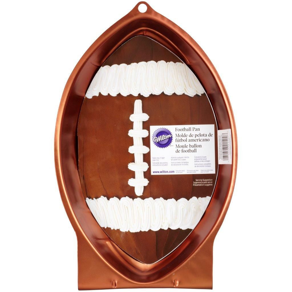 Cake Pan - Football / 1st & 10
