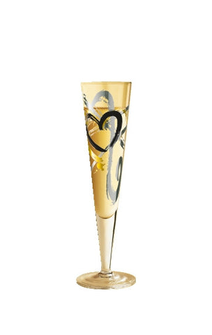 Champagne Glass Mac