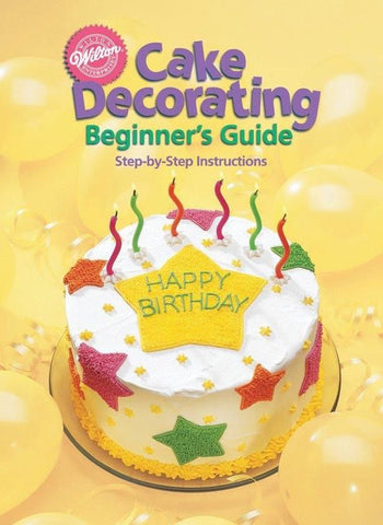 Book - Cake Decorating for Beginners