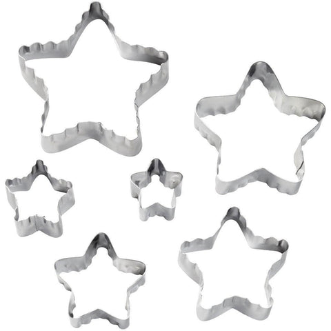 Fondont Cut Outs - Star