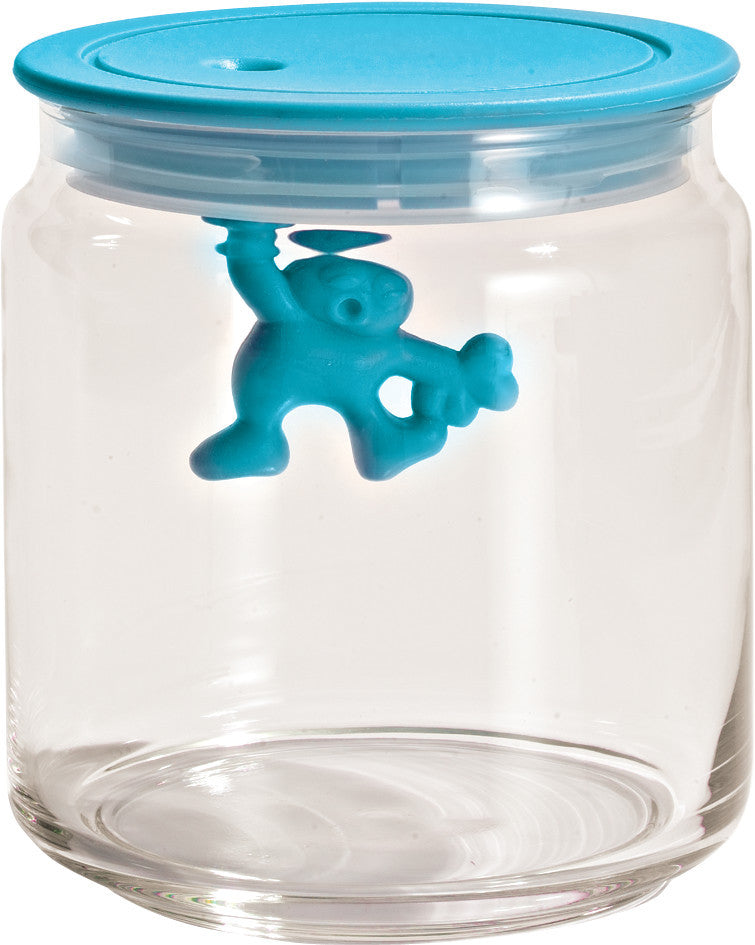 A-Gianni jars blue