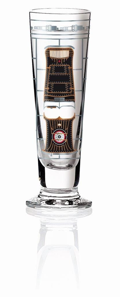 Schnapps Glass St James Car Kit