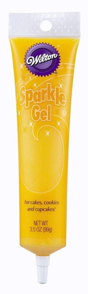 Sparkle Gel - Yellow