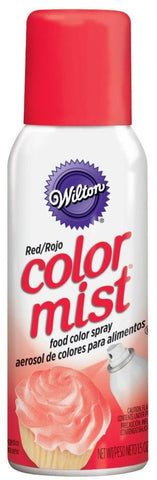 Color Mist - Red