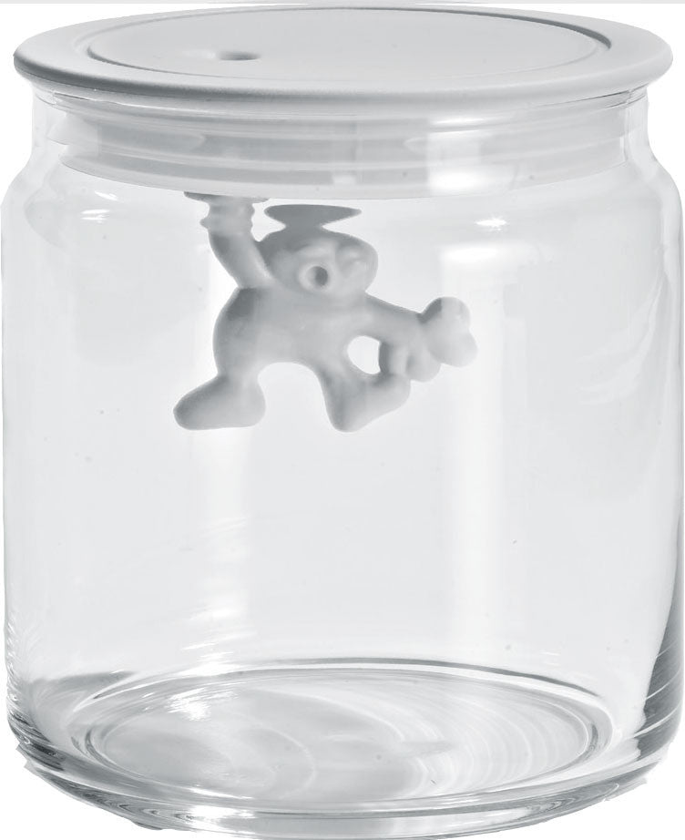 A-Gianni jars white