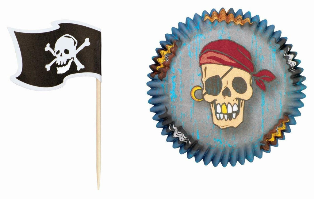 Cupcake Combo Pack Pirate