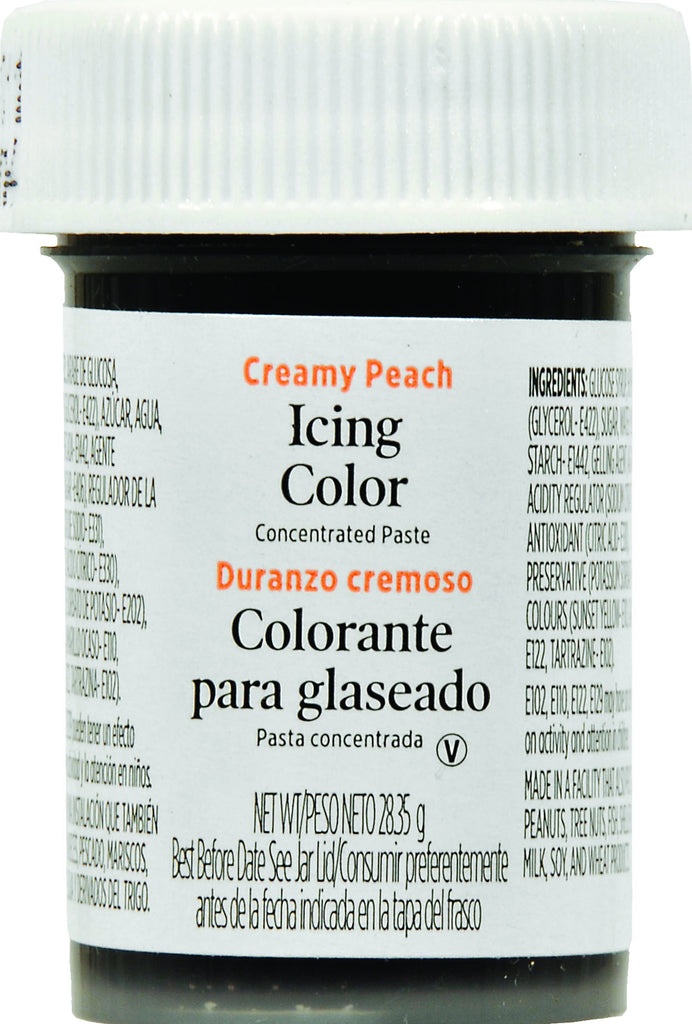 Icing colors - Creamy Peach