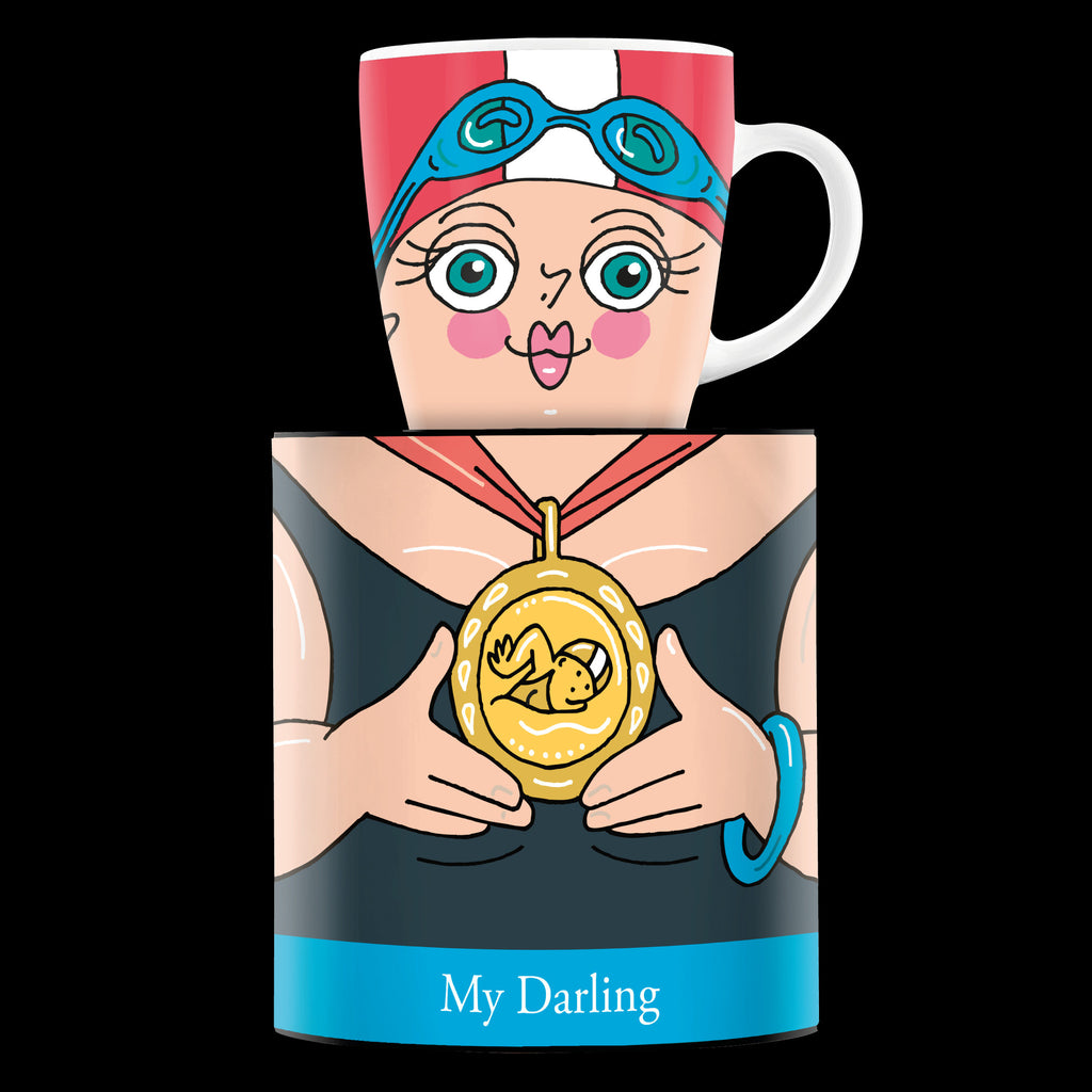 My Darling Coffee Mug Bierenbroodspot