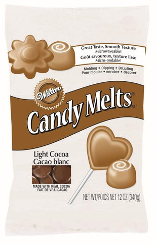 Candy Melts - Light Cocoa