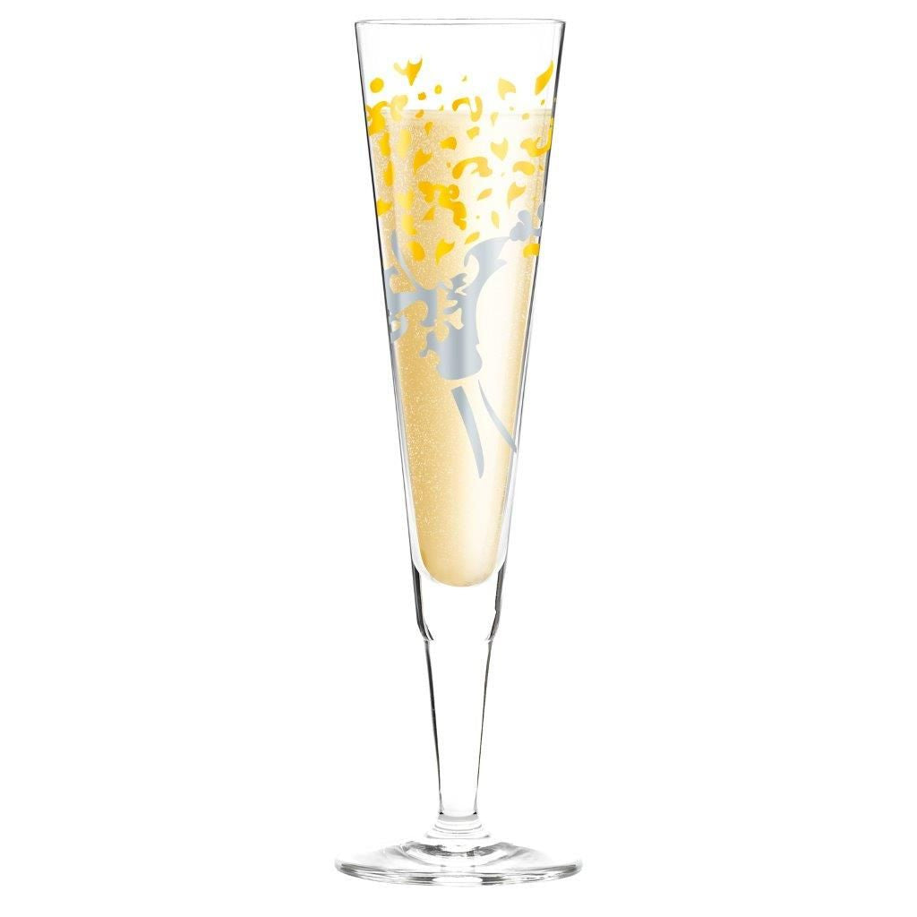 Champagne Glass Jawitz