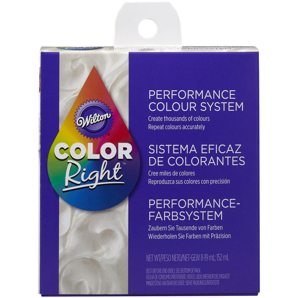 Colour right perf clr system