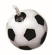 Soccer Ball Candles 6pk.
