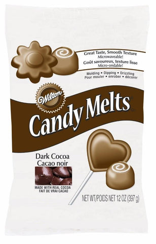 Candy Melts - Dark Cocoa