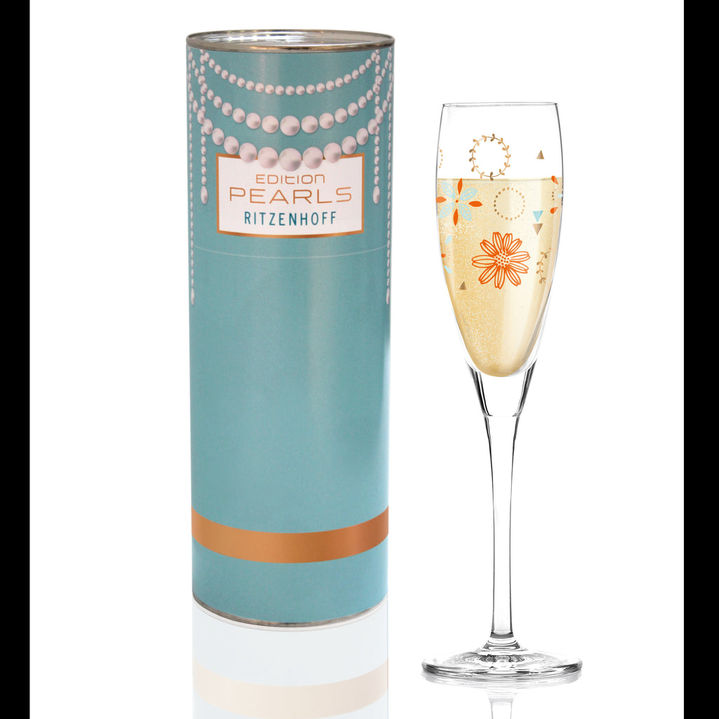Pearls Edition Prosecco glass