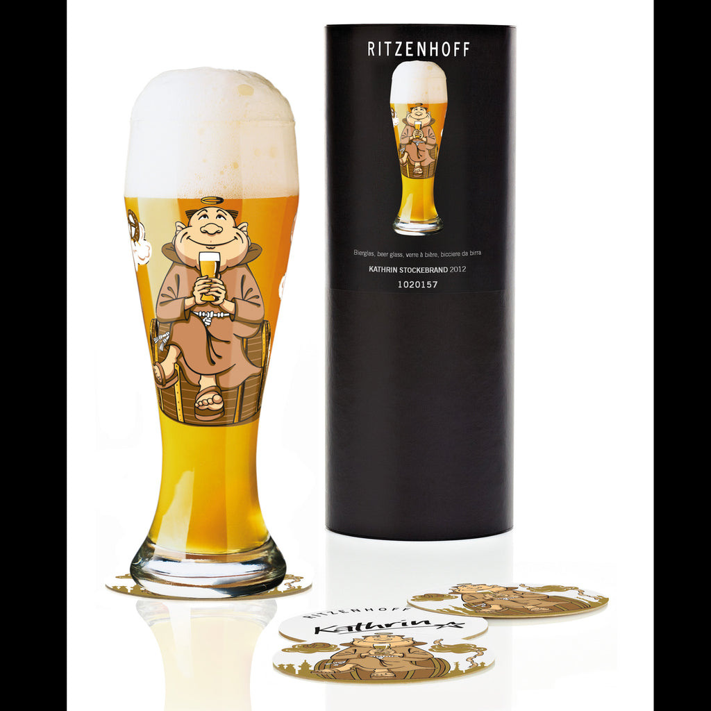 R-Beer Glass Wide
