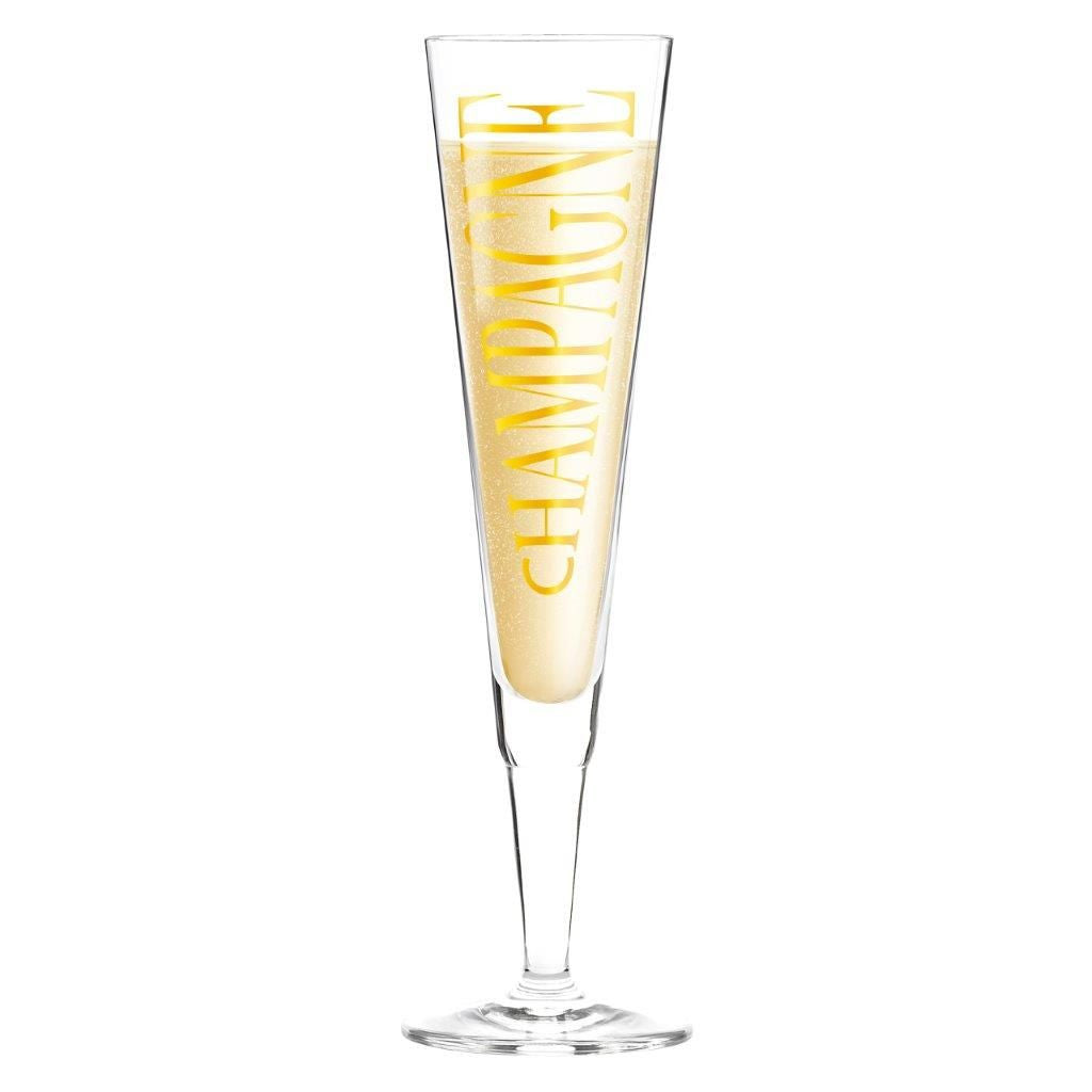 Champagne Glass M. Moro