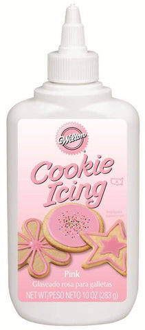 Cookie Icing - Pink