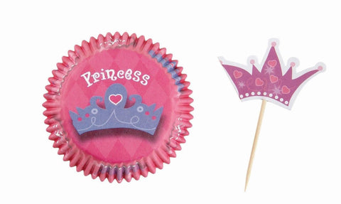 Cupcake Combo Princess Pack