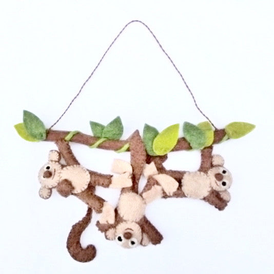 Cheeky Monkey Hanging Gift